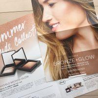 化粧品ブランドさんの冊子の編集と記事を作りました